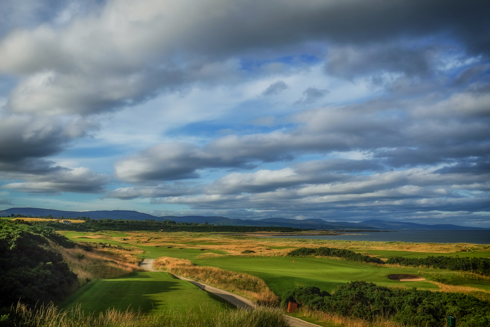 Royal Dornoch Scotland