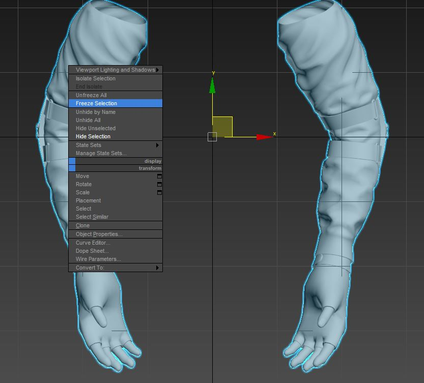 Re: 3ds max 2017 viewports