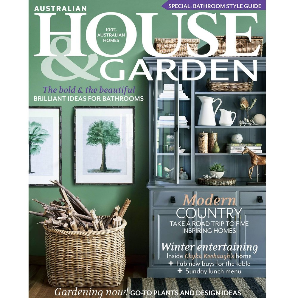 House and Garden Magazine National May 1st - June Edition 2017