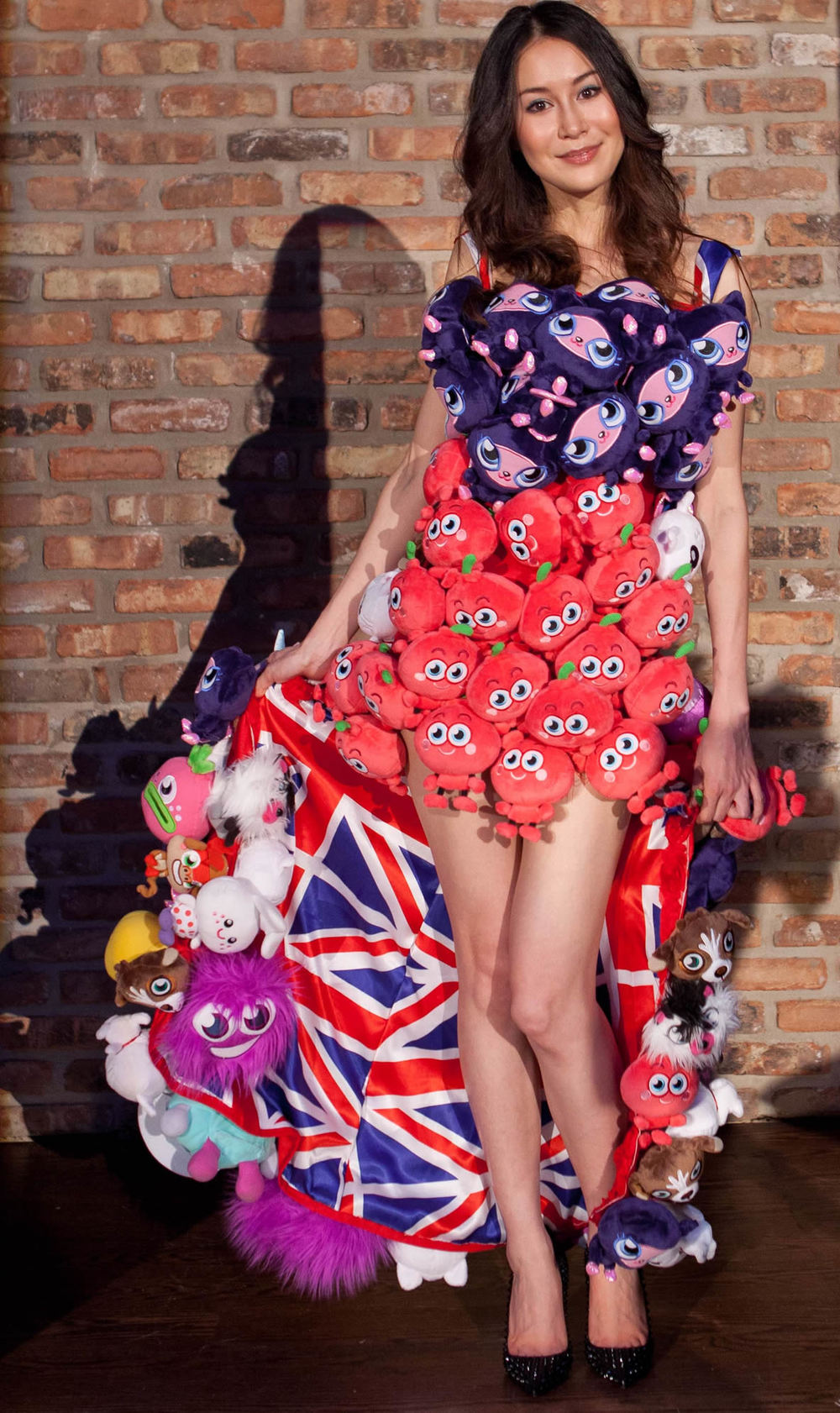 """Moshi Monsters look by Betsy """"Be"""" Fore - PlayCHIC 2012"""