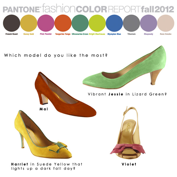 Pantone Fashion Color Report