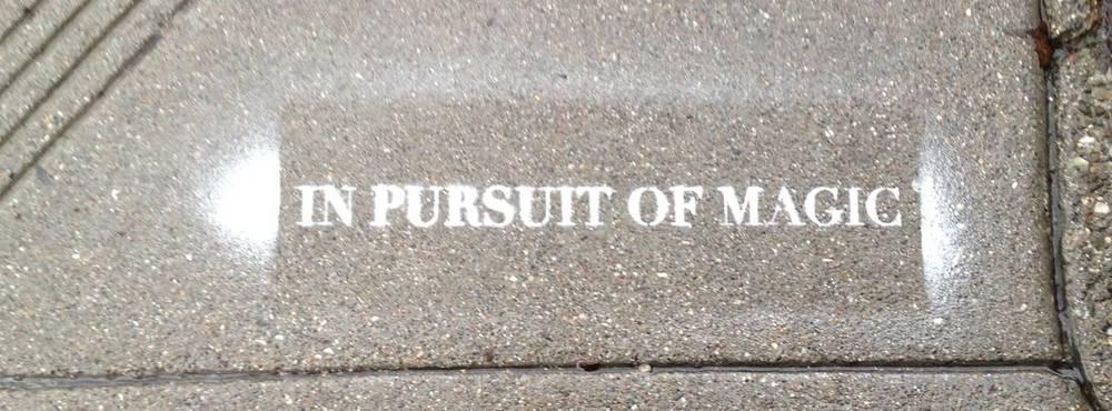 LLXLLQ pursuit of magic