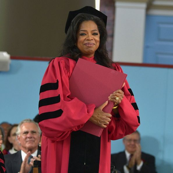 Oprah Winfrey Commencement Speech Harvard 2013