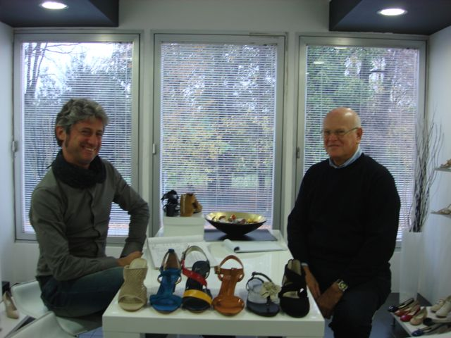 Our Italian shoemakers