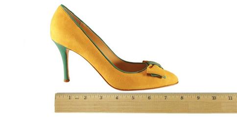 average shoe size