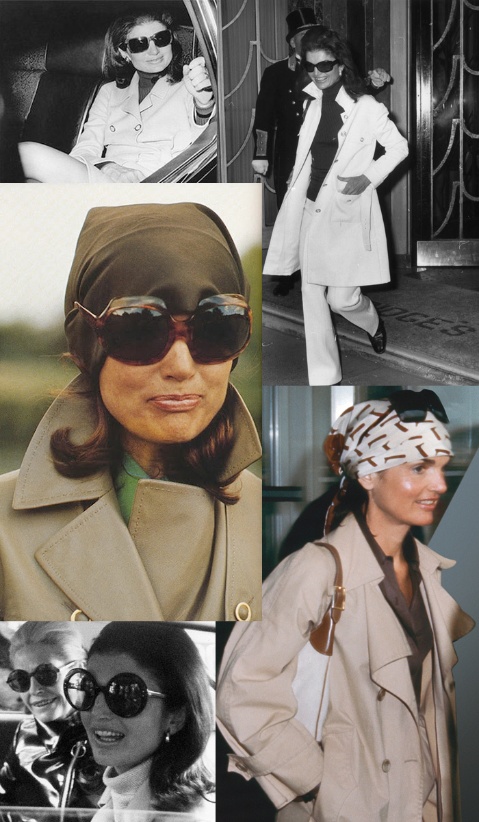 StyleBomb Jackie Kennedy Onassis Inspired Style