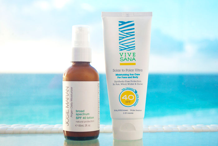 Best Natural Sunscreen With Broad-Spectrum Protection