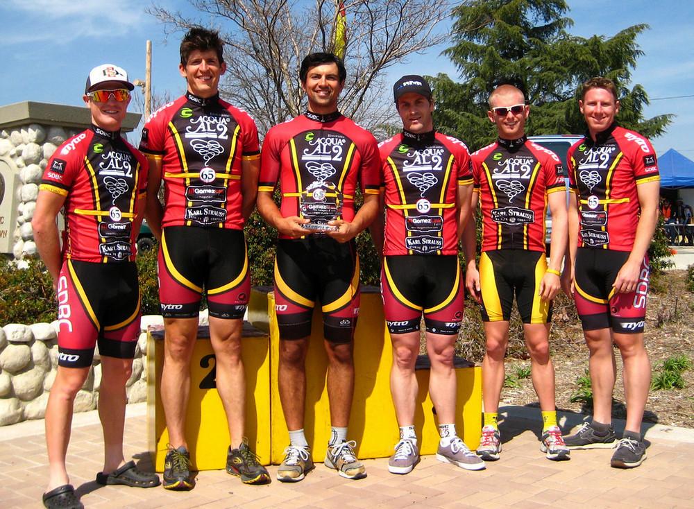 2011 Cat 3 Team
