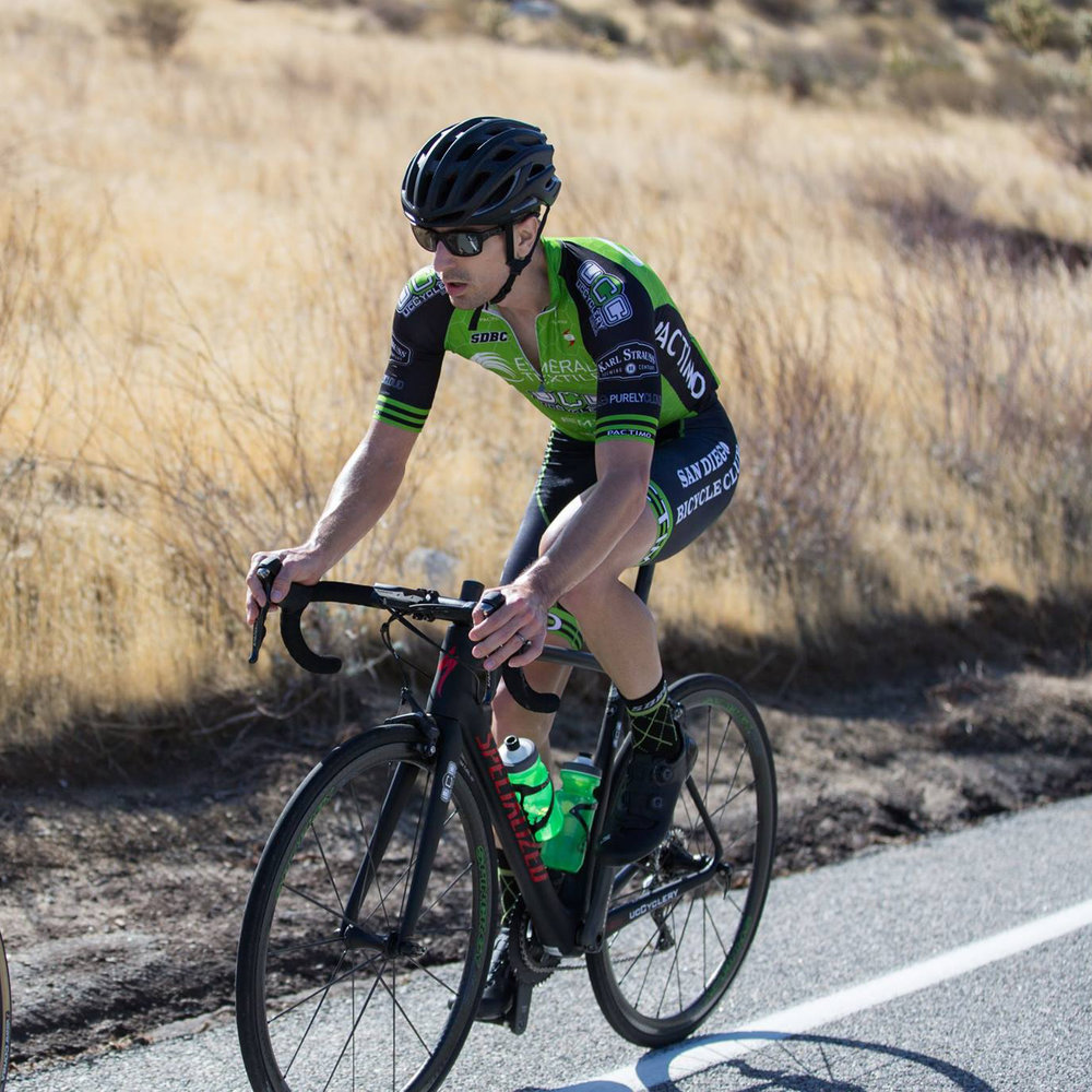 March Rider of the Month - Chris Besaw