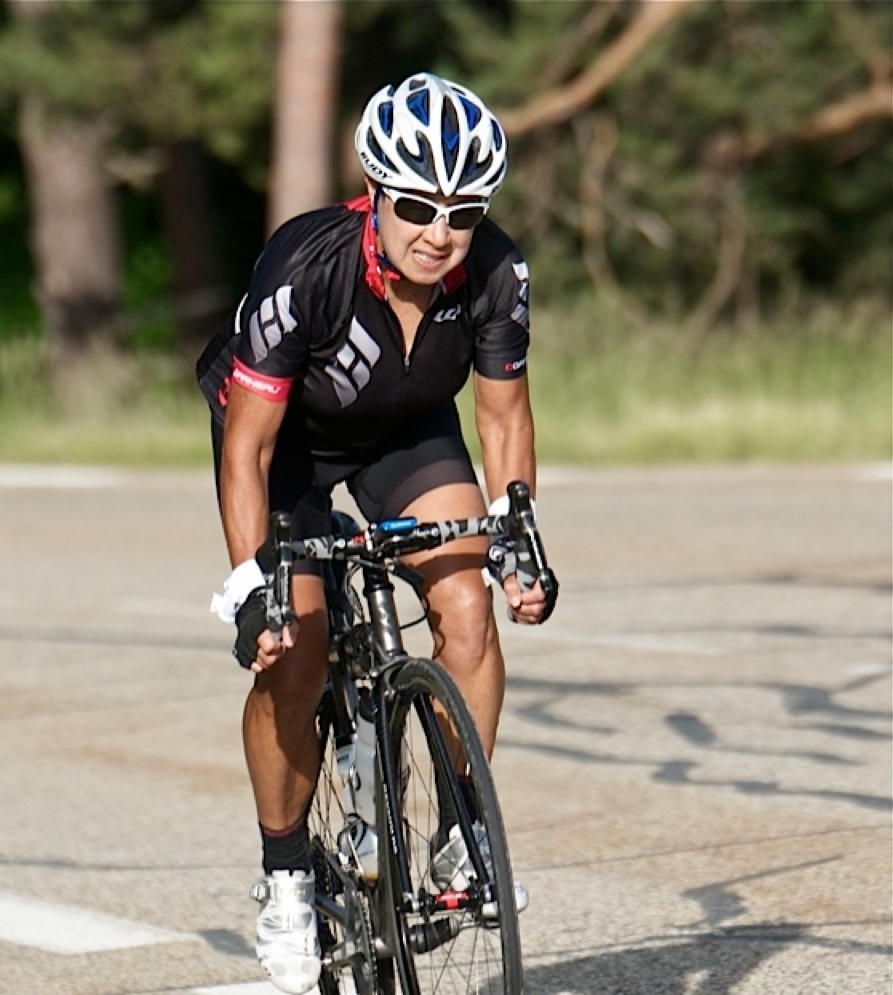 July Rider of the Month - Lan Tran