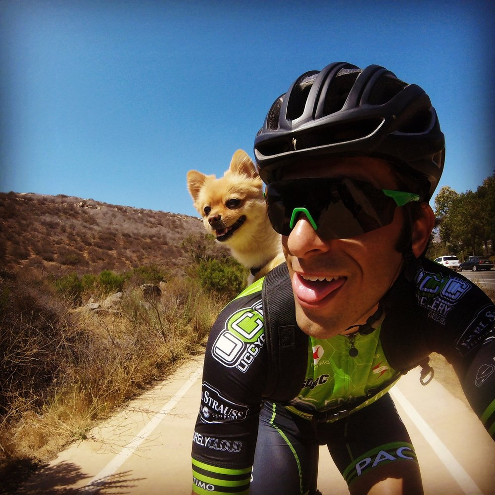 November Rider of the Month - Kevin Festini