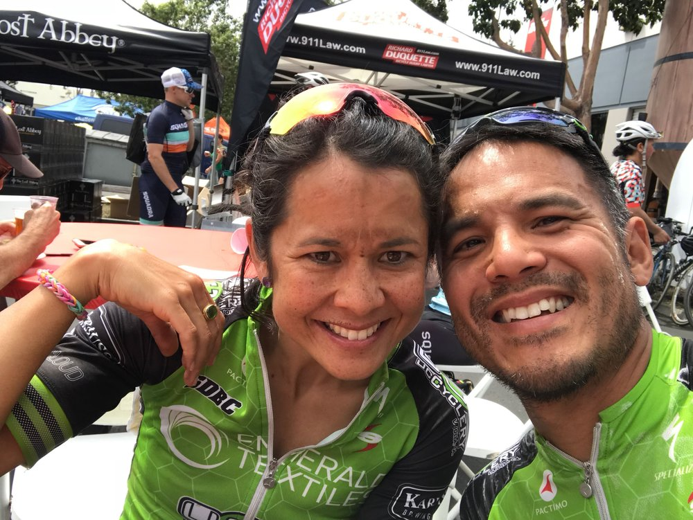 December Riders of the Month - Kim Jaya & Maison Chen