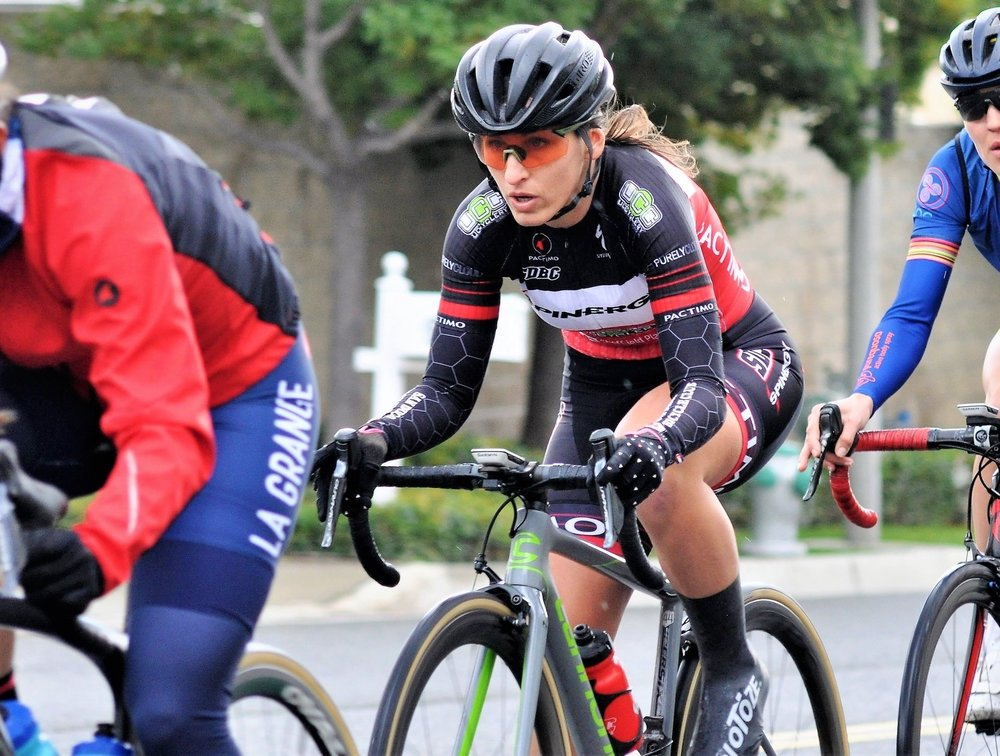 February Rider of the Month - Jenna Klein
