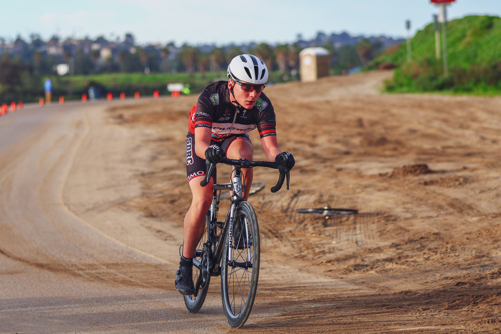 March Rider of the Month - Jaron Johnstone