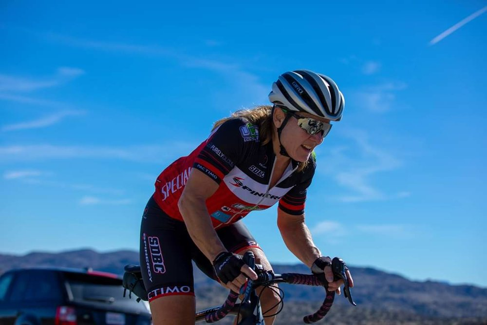 March Rider of the Month - Renee Robinson