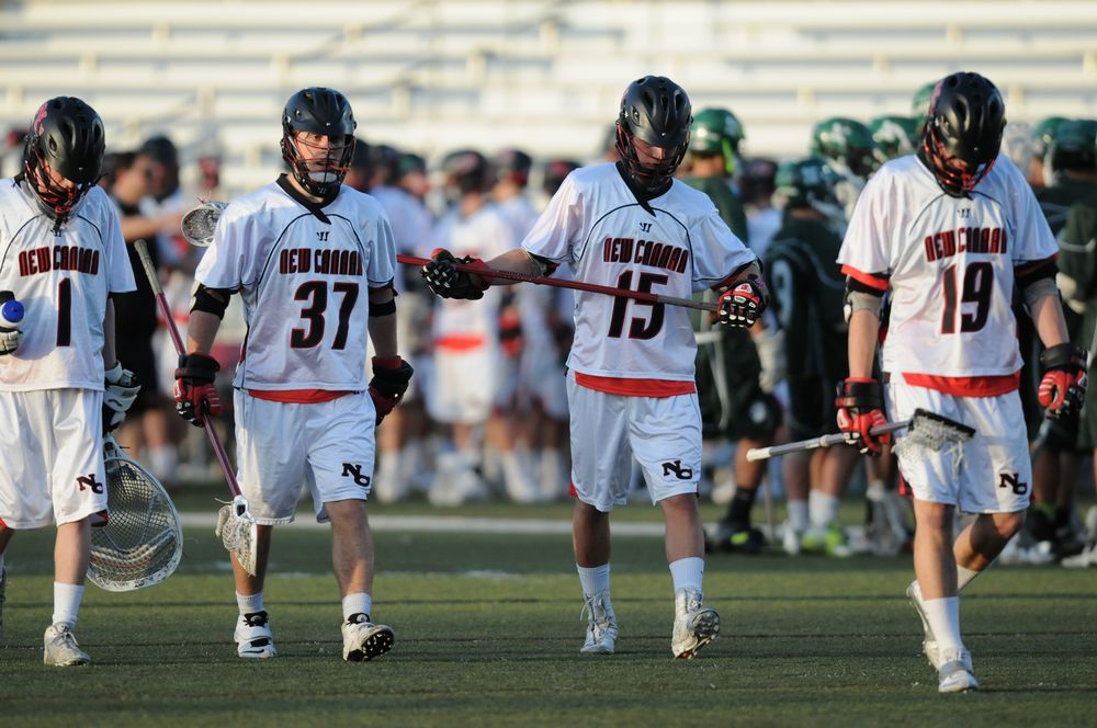 2013 Starting Defense - #1 Trent Nader, Goalie - #37 Eric Persky, D - #15 Tom Costigan, D - #19 John Rhudy, D Lowest Goals Against Average in NCHS Lacrosse History