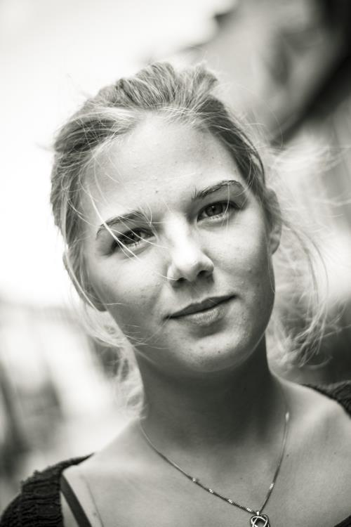 Annie Sjöberg - Line Producer