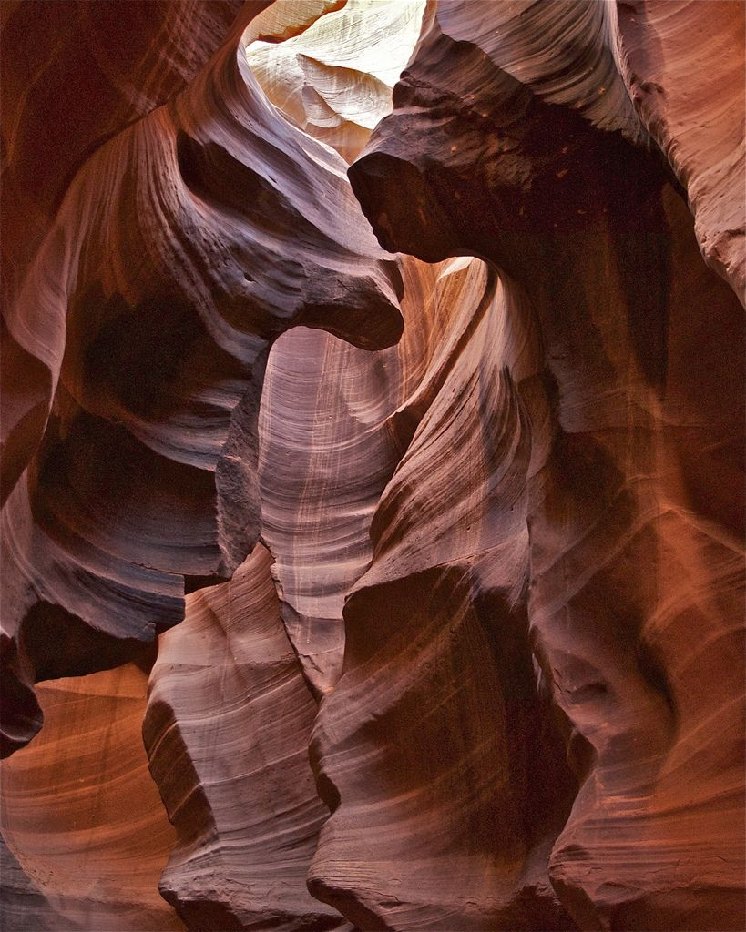 Antelope Canyon, Page, Arizona.