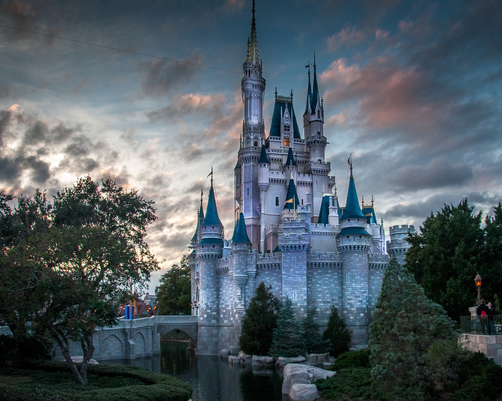 Walt Disney World, Orlando, Florida.