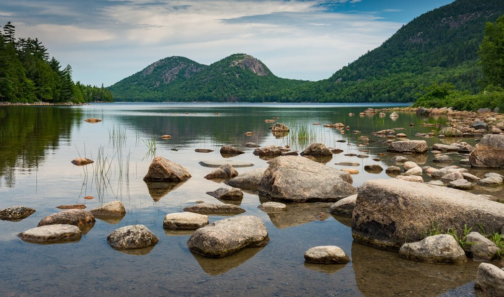Jordan Pond, Acadia National Park, ME