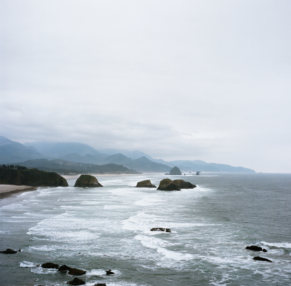 Cannon Beach, the Oregon Coast. By Leilanika Abalos.