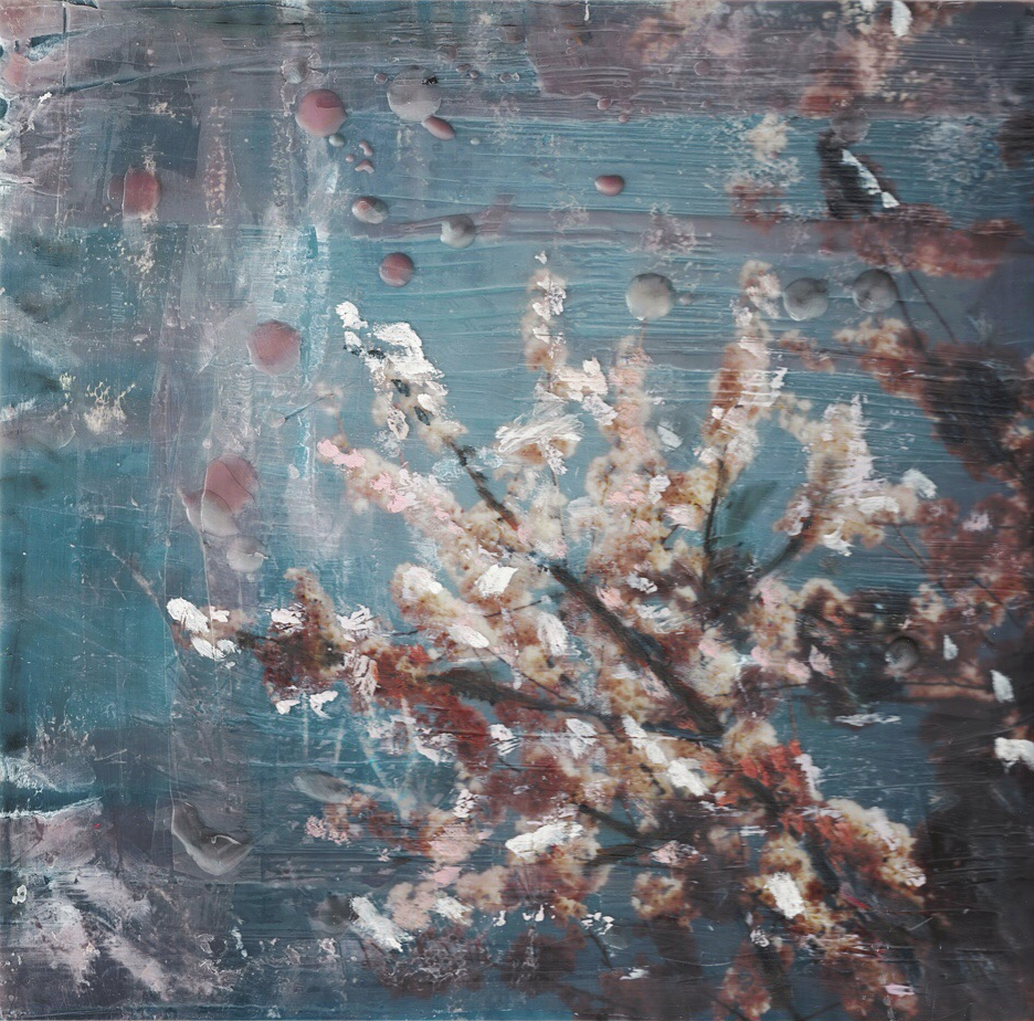 Encaustic Photograph by Leilanika Abalos