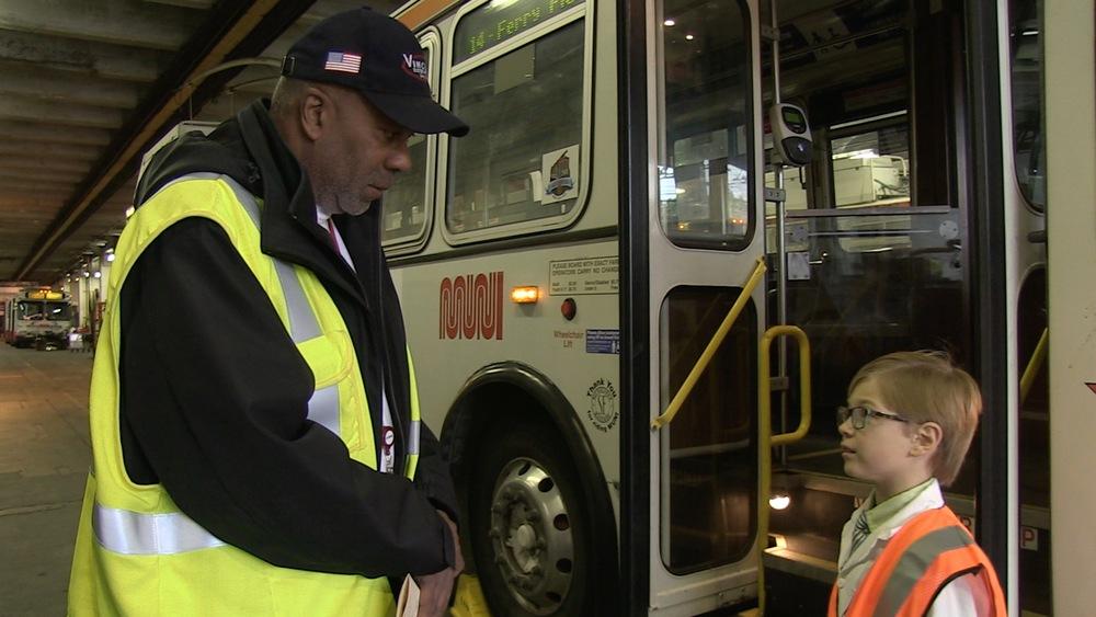 Elliot interviews Potrero Muni Maintenance Manager Jesse Guthrie