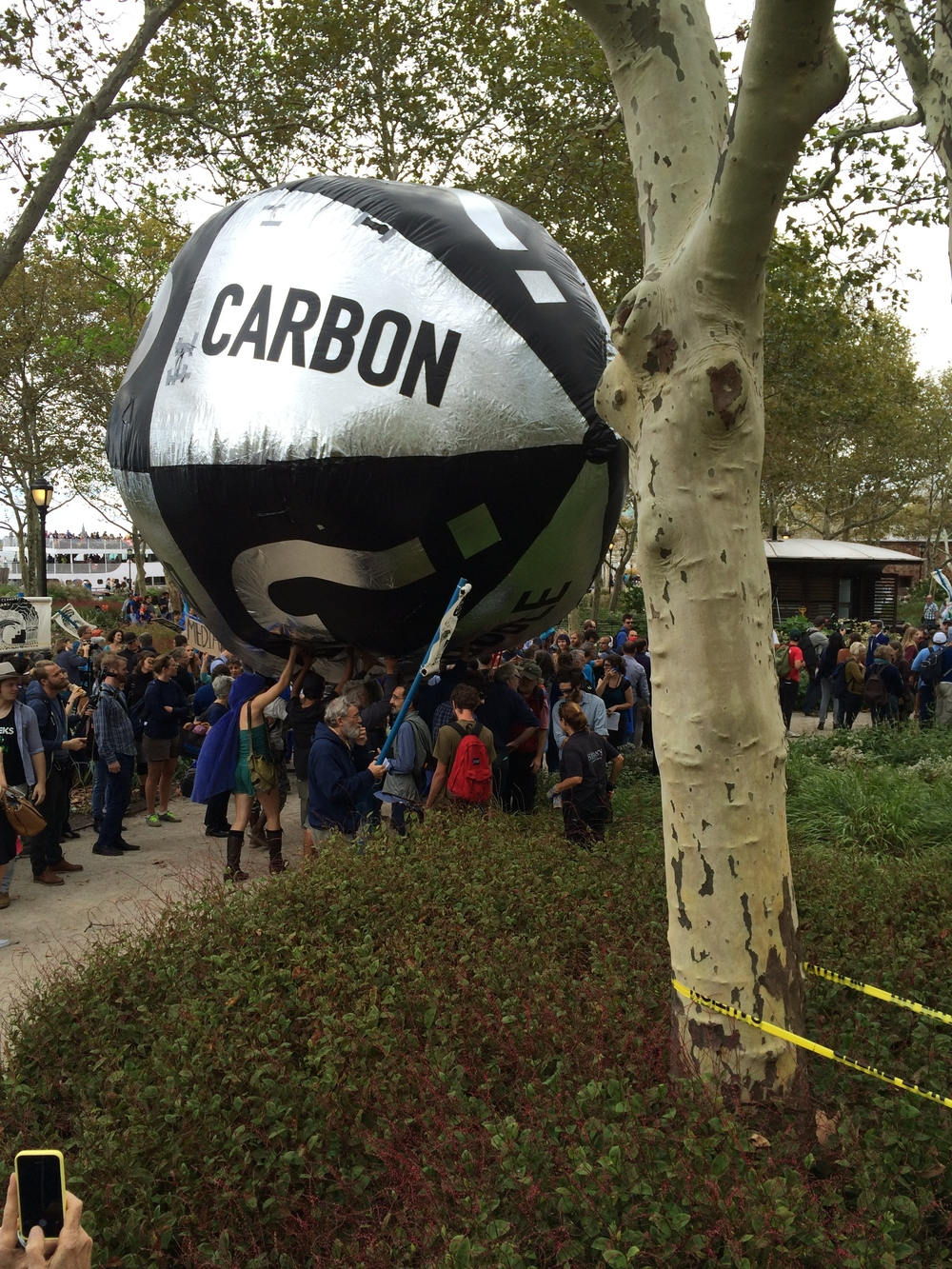 The carbon bubble makes its way toward Wall Street