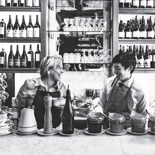 The French Connection: Inside Buvette, Jody Williams's Paris Restaurant, Bon Appétit Magazine, May 2014