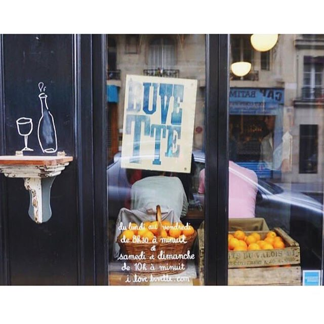 #buvette #buvetteparis #paris #pigalle regram @stlawrencerestaurant