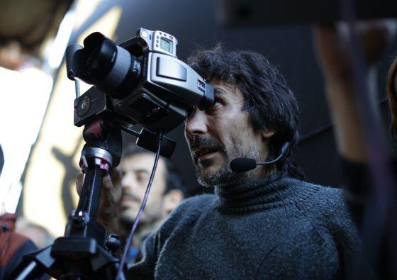 El fotógrafo Eugenio Recuenco. / WORKSHOP EXPERIENCE