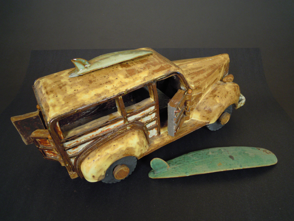 1936 Chevy Woody Wagon