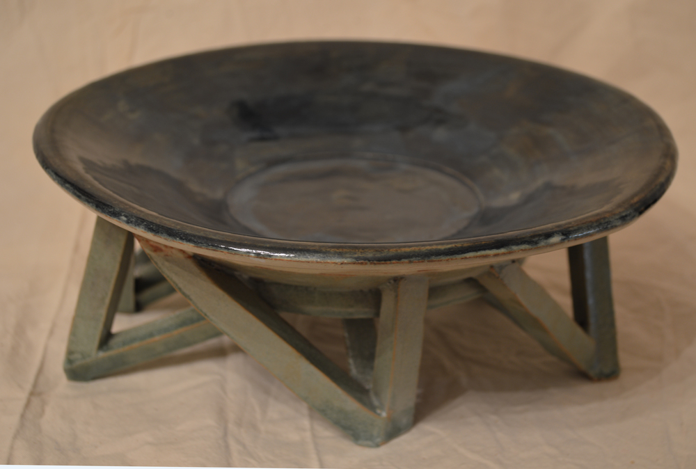 Scaffold plate, 2013