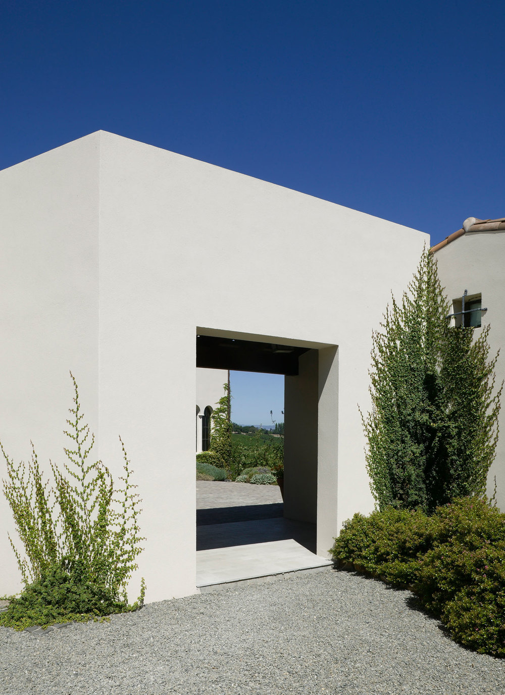 Location: Sonoma County, California  Project Type: New Residence