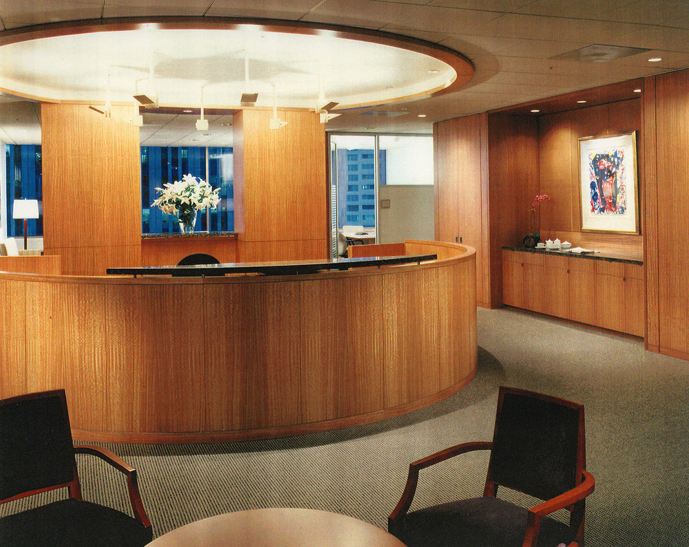 MORRISON FOERSTER – San Francisco  work completed for former employer     Architect: Brayton & Hughes Design Studio  Project Designer: Timothy Gemmill  Project Type: Private Offices