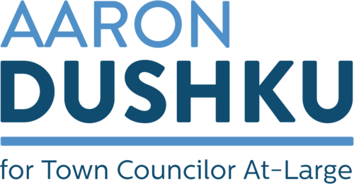 Aaron Dushku for Councilor At-Large