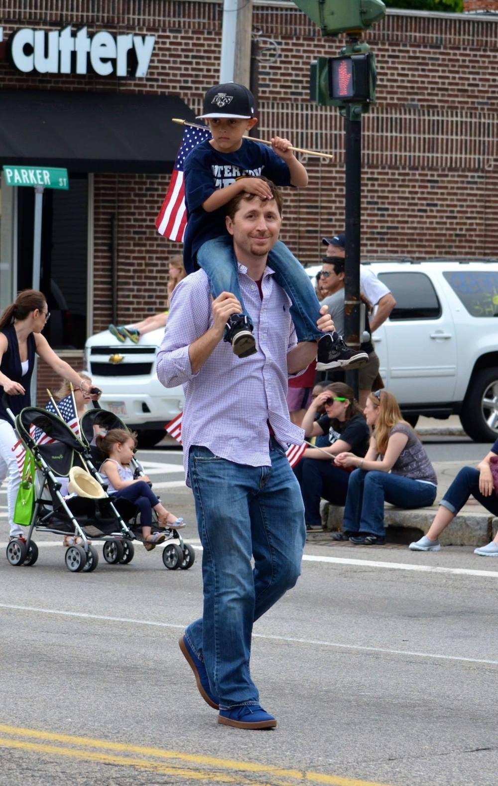 Memorial Day Parade, 2014