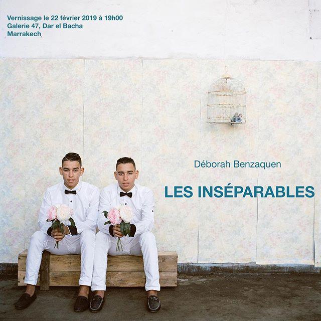 LES INSÉPARABLES  #photography #twins #lahoucineethassan #mediumformat #film #120mm #portra #filmisnotdead #hasselblad #exhibition #lesinseparables #galeriedarelbacha #marrakech #154artfair