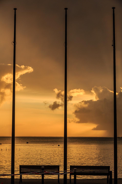Sunrise à Piquey