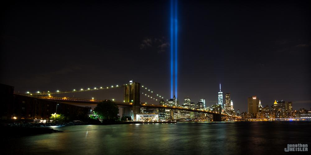 Tribute in Light - New York City