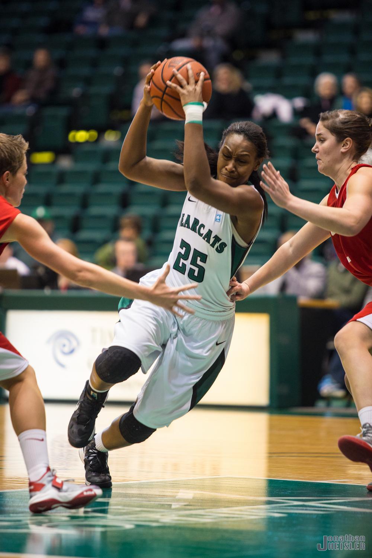Bearcat Woman's Basketball