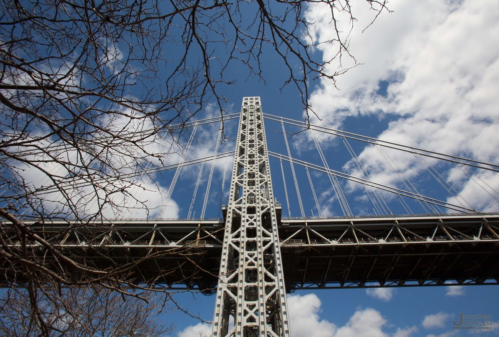 George Washington Bridge _ New York City _ Jonathan Heisler.jpg