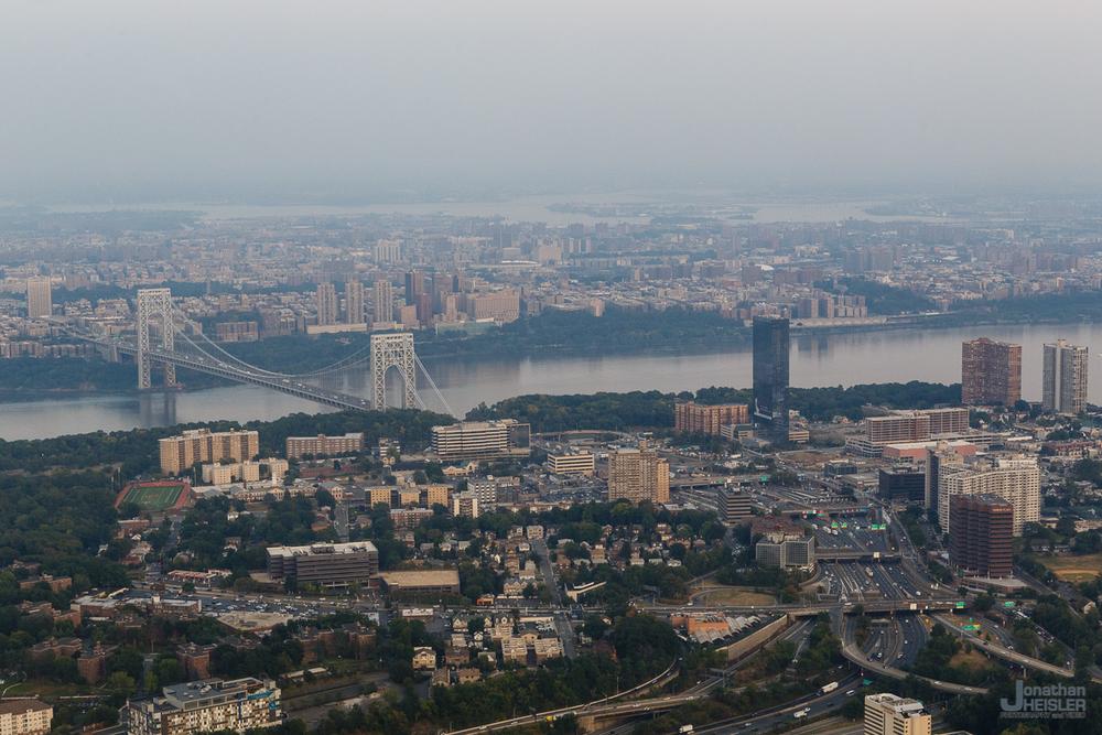 Magnises _ George Washington Bridge _ Aerial Photography _ Jonathan Heisler .jpg
