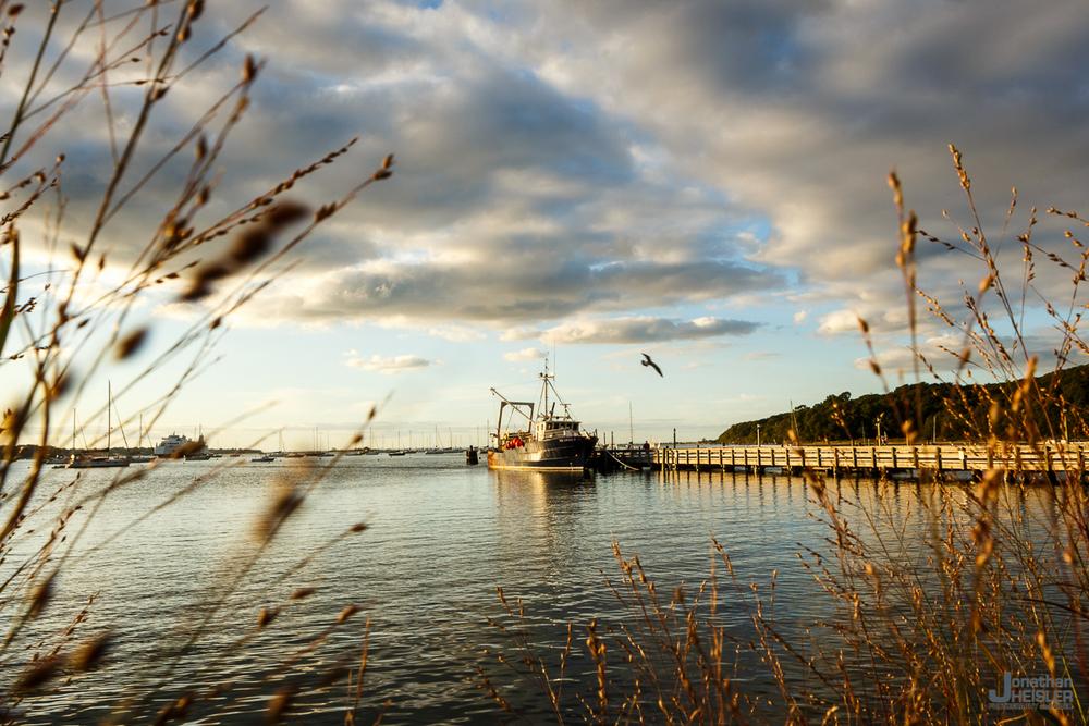 Port Jefferson Sunset
