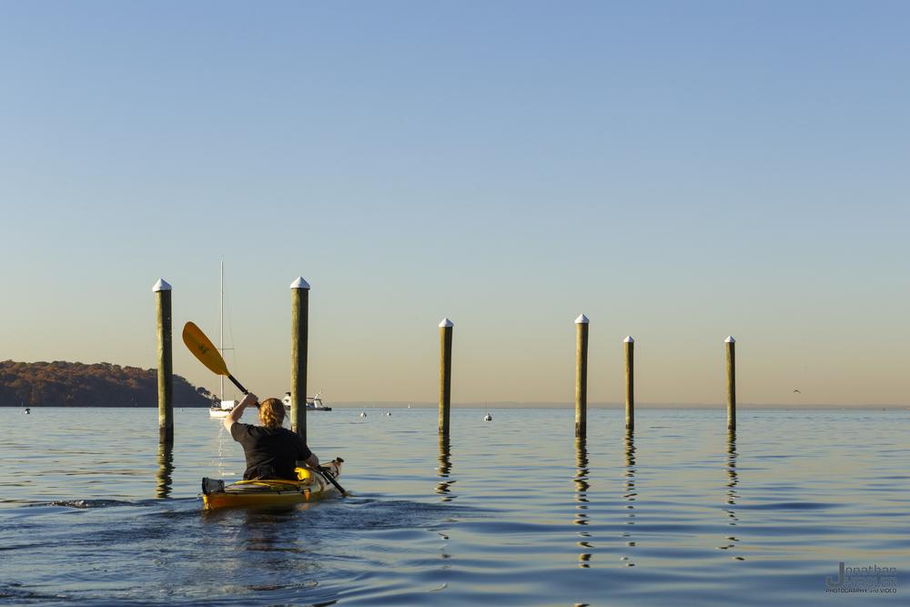 Cold Spring Harbor Kayaking