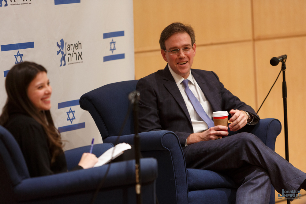 Bret Stephens _ Columbia Barnard Kraft Center __  Jonathan Heisler _ 12.1.2013_003.jpg