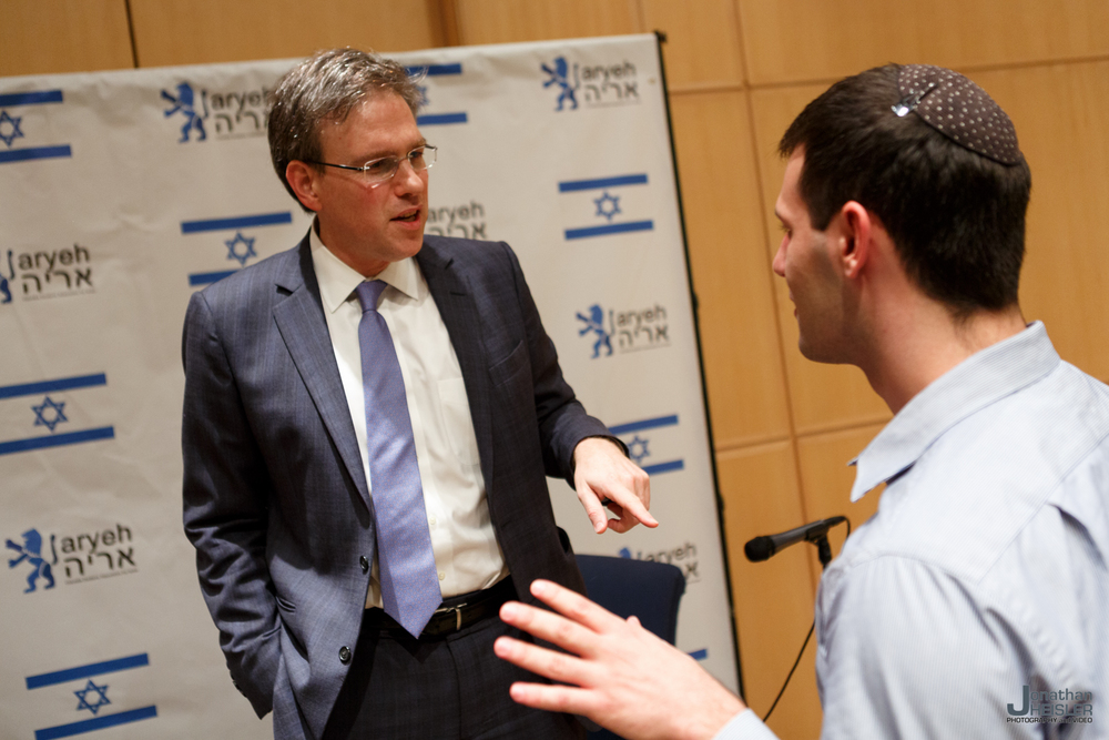 Bret Stephens _ Columbia Barnard Kraft Center __  Jonathan Heisler _ 12.1.2013_012.jpg