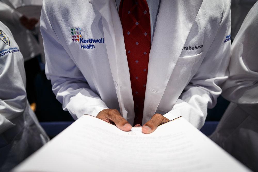 Hofstra University Medical School _ White Coat Ceremony 4.jpg
