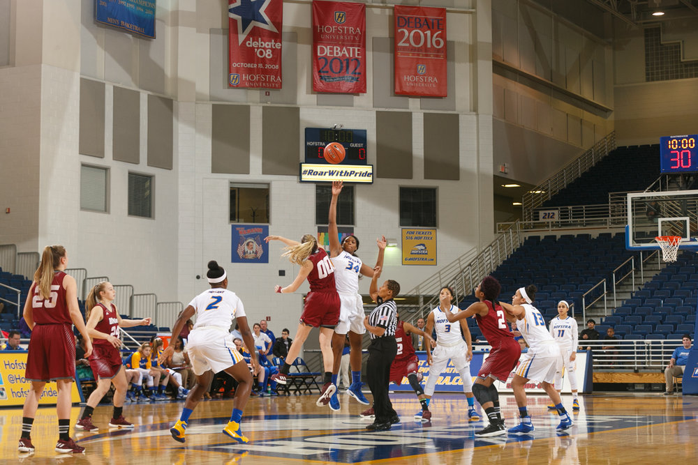 Hofstra University Women's Basketball Team