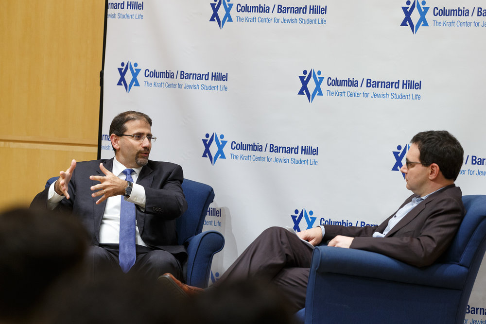 Ambassador Daniel Shapiro _ Jonathan Heisler _  9112017 _015.jpg